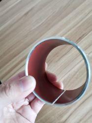 جلبة مضخة ذات خلفية فولاذية مطلية PTFE لا تدعم الضغط على أي من القوة للضغط الشرياني الرئوي جلبة التشحيم الذاتي PAF du