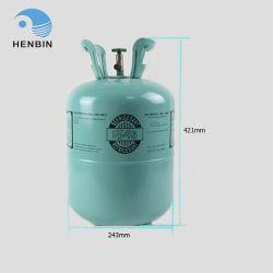 안전 자동차 냉각 99.9% 순수성 R134A 냉각하는 가스 13.6kg