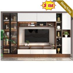 Moderno e cinese antico divano TV in legno, soggiorno con piedistallo Mobili da pranzo