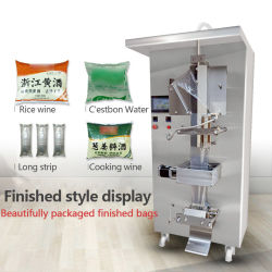 Automático completo de abastecimento alimentar da máquina de embalagem suco leite óleo detergente de suco de xampu clareamento desinfectante para embalagem de líquidos máquina de ponderação