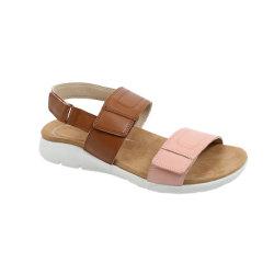 Sapatas Casual Lady Sandals Sport Sandálias calçado leve e suave