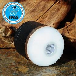 Heißes neues wasserdichtes nachladbares im Freien LED kampierendes Multifunktionslicht der Art-Lithium-Batterie-mit Taschenlampe für Dringlichkeit
