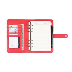 2020 de Blocnote van Sketchbook van het Notitieboekje van de Schets van het Leer van Hardcover A5/A6 Pu