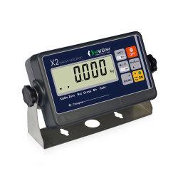 Indicatore delle cellule di caricamento X2 per le macchine del peso di Digitahi
