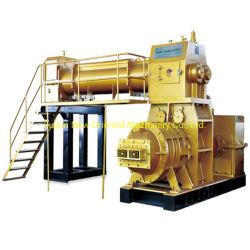 Автоматическая полого кирпича блок бумагоделательной машины вакуумные Double-Stage Jky75-70 (экструдера с шестью Mud-Strip розеток)