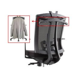 Alte-Indietro ultra forniture di ufficio della presidenza del calcolatore della maglia della parte girevole della maglia ergonomica con il gancio del vestito (HY-6205A)