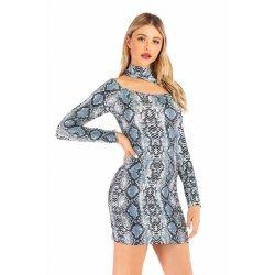 جديدة تصميم نساء مثير أحد من كتف مساء ثوب