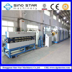 ケーブルワイヤツイストバンティングストリング製品製造ライン用機械