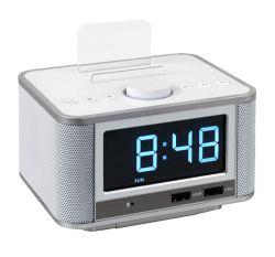 Relógio de Alarme Digital de Áudio de Alto Versão Subwoofer 4.2 alto-falante Bluetooth LCD