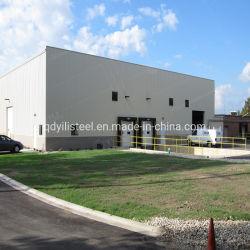 Gruppo di lavoro fabbricato disegno dell'azienda agricola della fabbrica della struttura d'acciaio da vendere