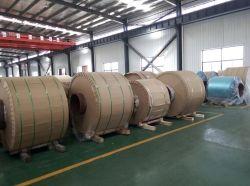 Lamina di riserva per alette in alluminio per condizionamenti d'aria