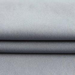 의복을%s 운동복 직물 80%Polyester 20%Spandex 내부고정기 씨실 뜨개질을 하는 직물 또는 요가 또는 적당
