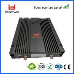 23dBm Lte800 GSM, DCS amplificador de sinal 2G, 3G, 4G Mobile repetidor de sinal