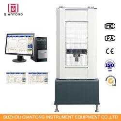 La rigidité statique en caoutchouc/équipement de la machine d'essais universelle 300 KN