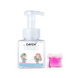 새로운 사업 4 향수 거품이 이는 보충물 액체 손 비누