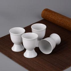 Copo de vinho branco com vinho de cerâmica Cálice Cup