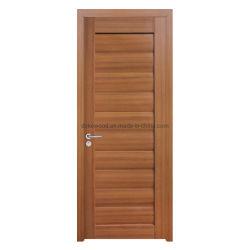 جديدة تصميم [بفك] إنهاء خشبيّ إطار باب