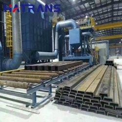 ماكينة تفجير الناقلات ذات البكرات من طراز Q6915 عالية الجودة مصنوعة في الصين/ معدات التنظيف السطحي/الماكينة/التفجير/التنظيف/التفجير الرملي/التقشير