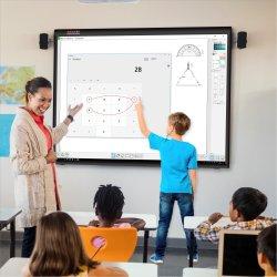 Lavagna interattiva del produttore di attrezzature didattiche per classi intelligenti