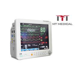 Equipos Hosptal Monitor de la ICU 6 parámetros múltiples parámetros de ECG de Monitor de paciente quirúrgico Precio