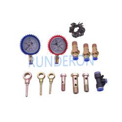 Strumenti di rilevazione del tester di pressione della pompa del sistema di iniezione di carburante del motore diesel