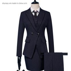 Adaptarse a las mujeres de la Mujer Salvaje casual informal Traje de chaqueta de traje de damas