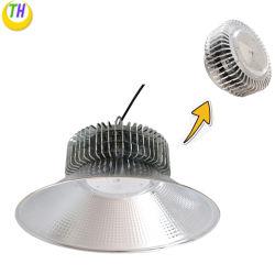 공장 창고 산업 점화 60W 100W 150W 200W LED 높은 만 빛 탄미익 덮개 Serise