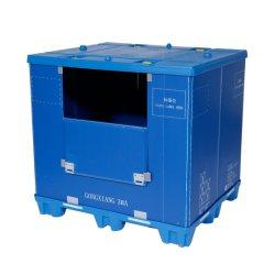 [إس-فولدينغ] يكدّس بلاستيكيّة من وعاء صندوق لأنّ [أوتو برت]