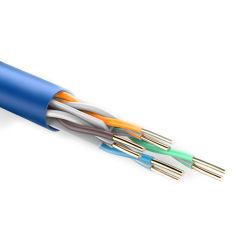 Cabo de rede UTP CAT6 Ethernet de rede piscina exterior do reservatório de comunicação de dados