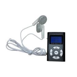 MiniMP3-Player mit Bildschirm-Metalshell-Form-Musik MP3