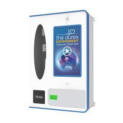 소형 자판기를 사용하여 성인용품, 화장품, 담배 등을 판매할 수 있습니다