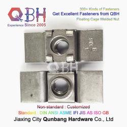 Qbh のフォークトラックは柵の海の容器自動車オフィスの家具の電気器具を満たす ケージスクエア丸穴溶接溶接ナットスペアパーツ自動 カーアクセサリー