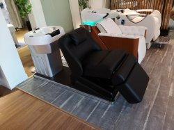 使用された大広間のシャンプーの椅子の多機能の電気シャンプーの椅子