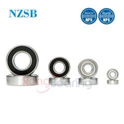 Roulement à billes à gorge profonde pour les équipements médicaux (NZSB-6204 2RS Z4) des roulements de laminage de précision haute vitesse pour ventilateur médical