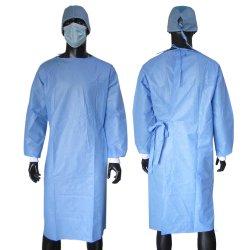 Hot Sale poignets élastiques médicaux jetables/tricoté robe chirurgicale du brassard