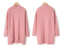 최신 판매 여자의 캐시미어 천 스웨터