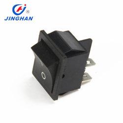 UL 4/6 Calidad de los polos 30*22mm T105 55 Interruptor basculante para el soldador