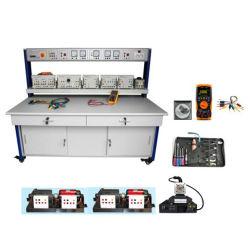 Macchina elettrica Trainer trasformatori generatori di motori attrezzatura didattica Didactique Materiel