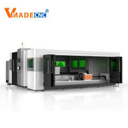 6025 Cortadora láser CNC 12 mm de acero al carbono plancha Mini máquina láser de corte para Acero inoxidable