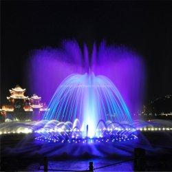 Baile Musical Jardín Fuente de agua Control DMX 512