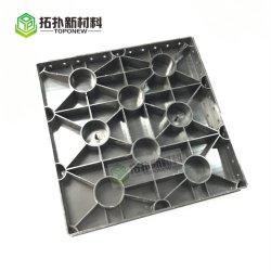 Mehrfachverwendbare kundenspezifische justierbare Wand-Verschalung des Plastikpp. für Platte-/Clolumn Beton-Aufbau
