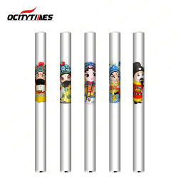 Elektrische Sigaret van Grootte o-500 van Ocitytimes van de Pen van Vape van de douane de Beschikbare Mini