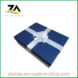주문 Cardboard Paper Mother Day 또는 Father의 Day Paper Gift Box