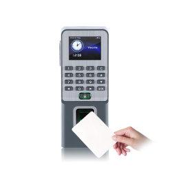 Professionelles biometrisches Gerät für die Zutrittskontrolle und Zeiterfassung mit Fingerabdruck (F09)