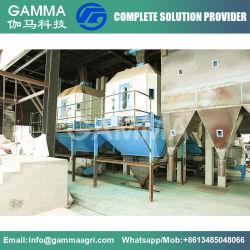 Enfriador de molino de alimentación de los grandes animales para reducir la temperatura con el distribuidor