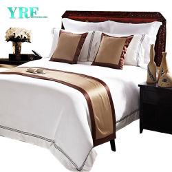 Сделано в Китае хлопок одеяло крышку 4 ПК отель постельные принадлежности для короля двуспальная кровать в мастерской,