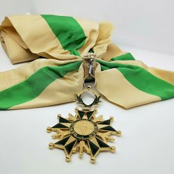 Melhor qualidade de cobre e ouro Loja Medalha de Honra Militar