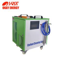 Le service Mobile CCS1000 Oxyhydrogen Hho voiture de la machine de nettoyage de carbone