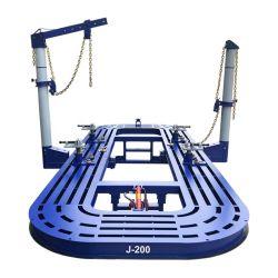 Yantai Hersteller J-200 Karosserie Rahmen Maschine Auto Zusammenstoß Reparatur System