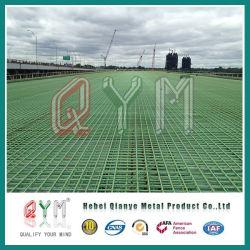 Treillis soudés de gros de bord / Treillis soudés en acier galvanisé en Chine